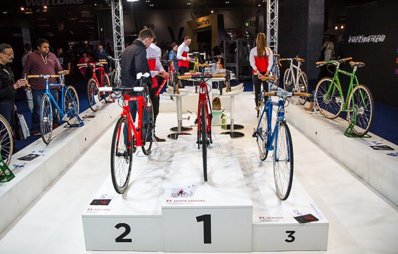 London Bike Show & Triathlon Show