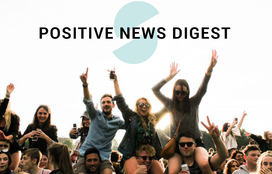 positive music news