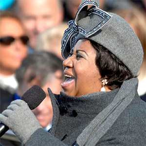 International Women's Day - Aretha Franklin