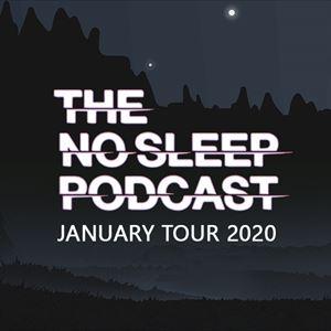 No Sleep Podcast Live