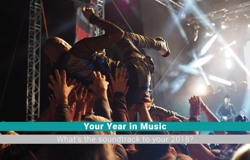 Your Year In Music - Vote for Your Favourite Album! > See